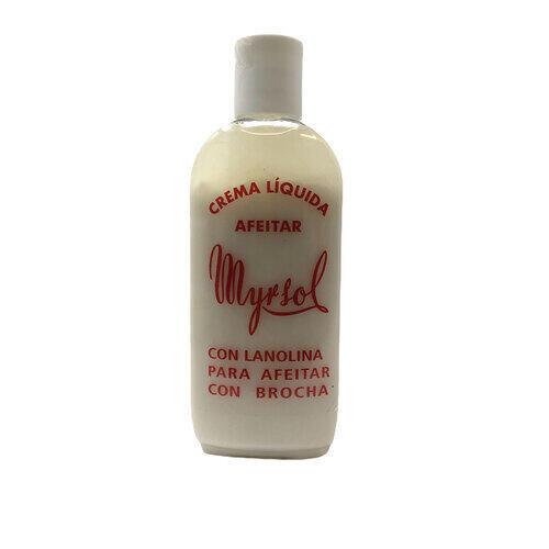 Crema Liquida da Rasatura Myrsol 200 ml
