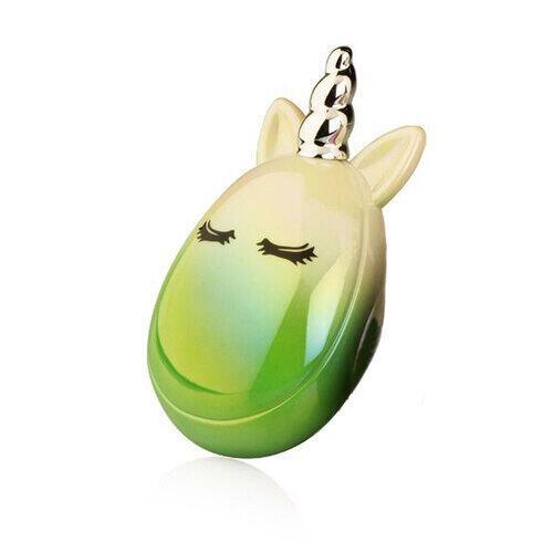 Spazzola Scioglinodo Unicorn Verde