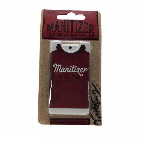 Igienizzante Spray Manitizer 15 ml Felpa Rossa