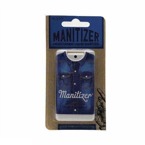 Igienizzante Spray Manitizer 15 ml Camicia Jeans