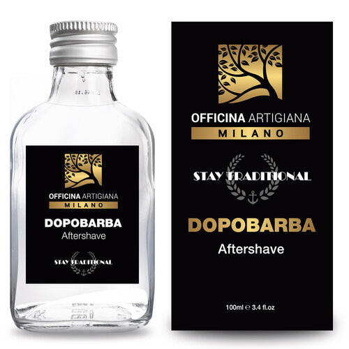 Dopo Barba Stay Traditional Officina Artigiana Milano 100 ml