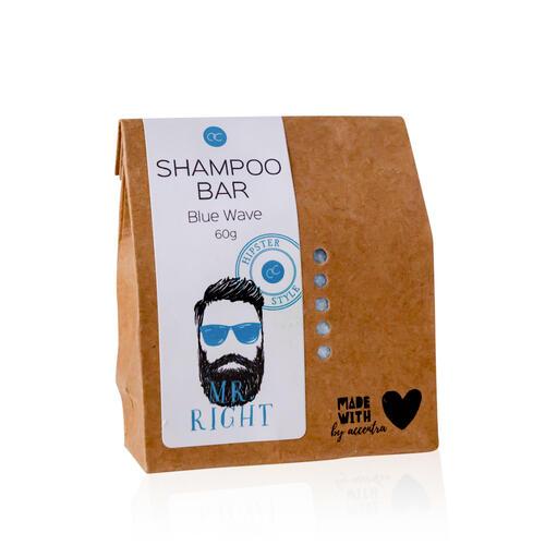 Shampoo Bar Sapone Solido 60 g M.Right con Olio di Cocco e Burro Karite
