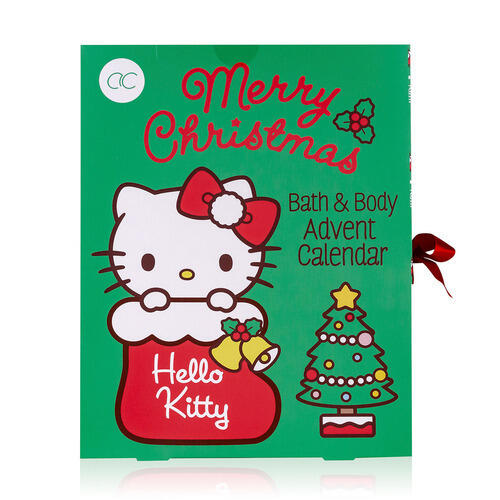Calendario Avvento a Libro Hello Kitty