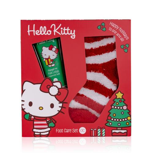 Set Cura Piedi Hello Kitty