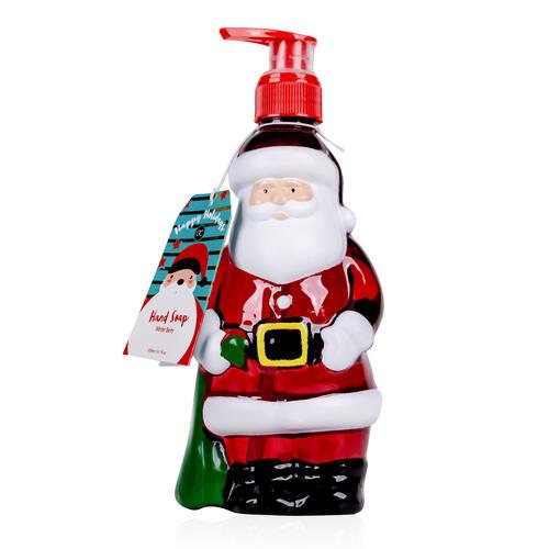 Sapone Mani in Dispenser Babbo Natale 300 ml