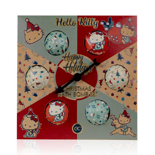 Bath Fizzer Set Hello Kitty