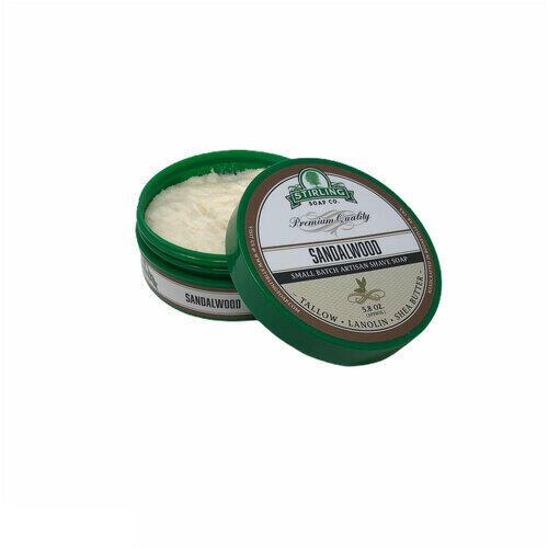 Sapone da Barba Sandalwood Stirling 170 ml