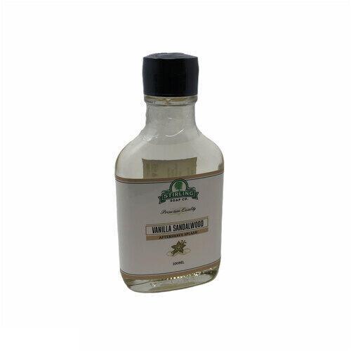 After Shave Splash Vanilla Sandalwood Stirling 100 ml
