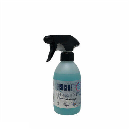 Disinfettante Virucida Forbici Rasoi Disicide 300 ml