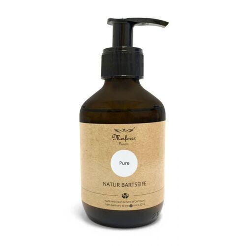 Shampoo da Barba BIO Meissner Tremonia Pure 200 ml