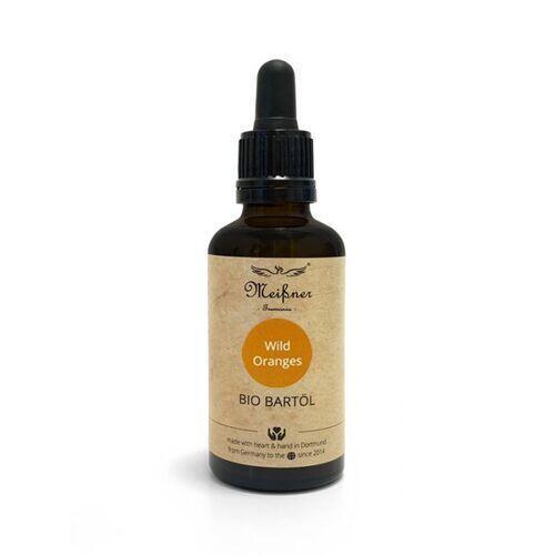 Olio da Barba Bio Meissner Tremonia Wild Oranges 50 ml