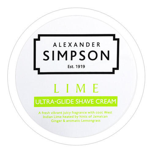 Crema da Barba Ultra Glide Lime Simpsons 180 ml