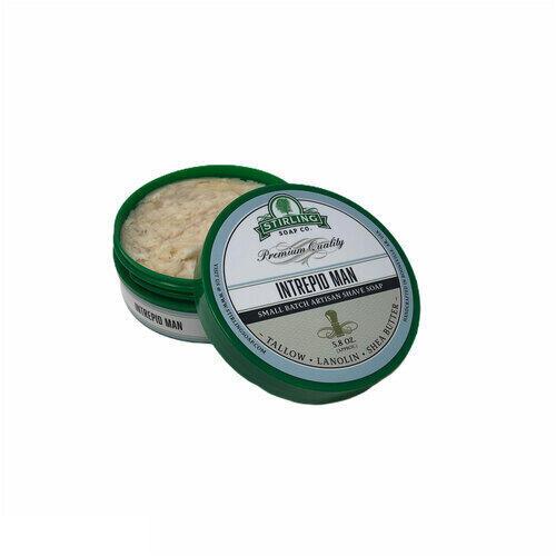 Sapone da Barba Intrepid Man Stirling 170 ml