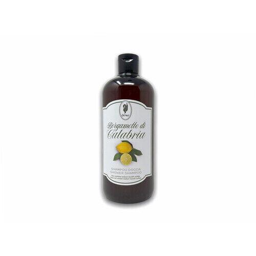 Shampoo Doccia Bergamotto di Calabria Extro Cosmesi 500 ml