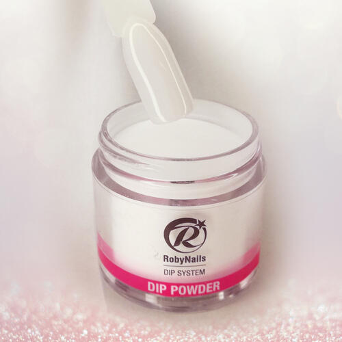 Dip System Powder Natural Clear 101 Roby 20 gr.