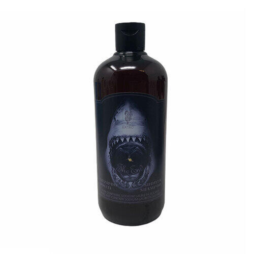 Shampoo Doccia The End Extro Cosmesi 500 ml
