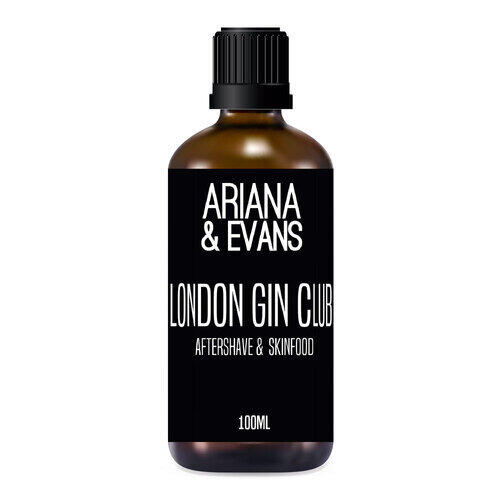After Shave London Gin Club Ariana e Evans 100 ml
