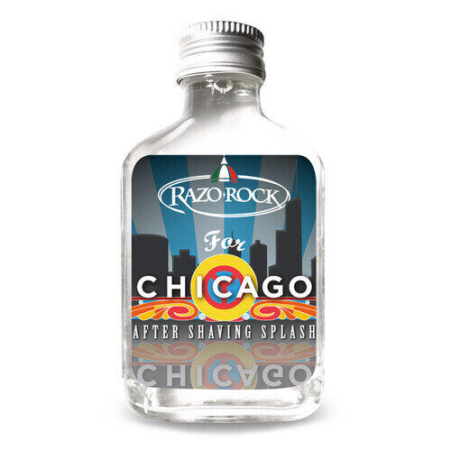 After Shave Lotion Chicago Razorock 100 ml.