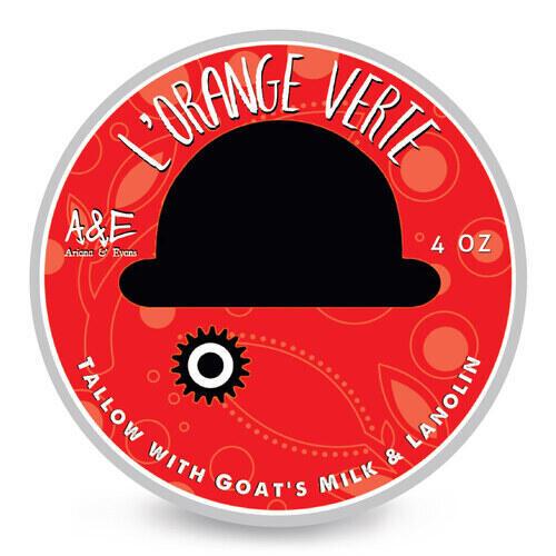 Sapone da barba L Orange Verte Ariana e Evans 118 ml