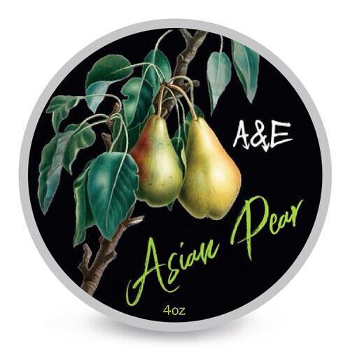 Sapone da Barba Asian Pear Ariana e Evans 118 ml