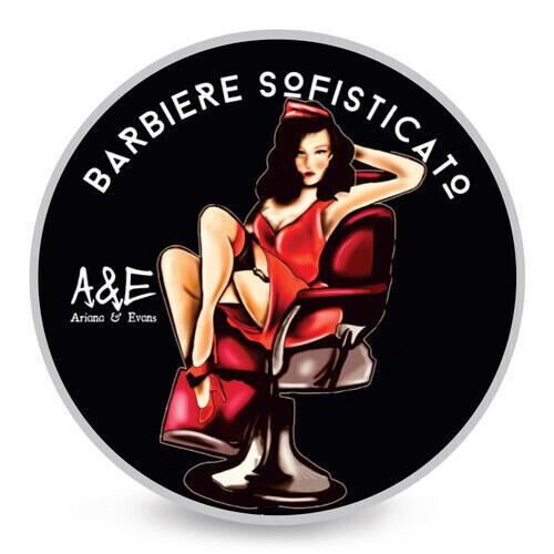 Sapone da Barba Barbiere Sofisticato Ariana e Evans 118 ml