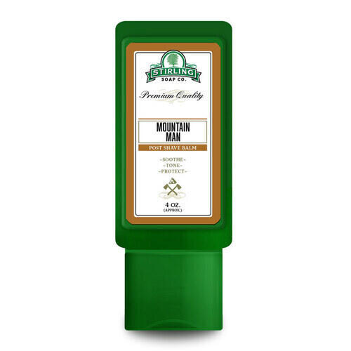 After Shave Balm Mountain Man Stirling 118 ml