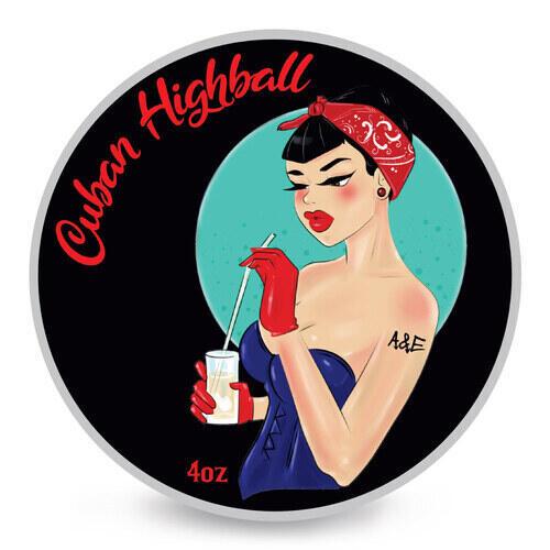 Sapone da Barba Cuban Highball Ariana e Evans 118 ml