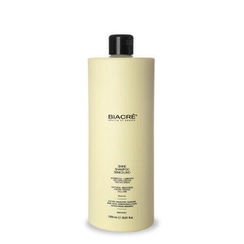 Shampoo ai Semi di Lino Shine Bath Biacrè 1000 ml