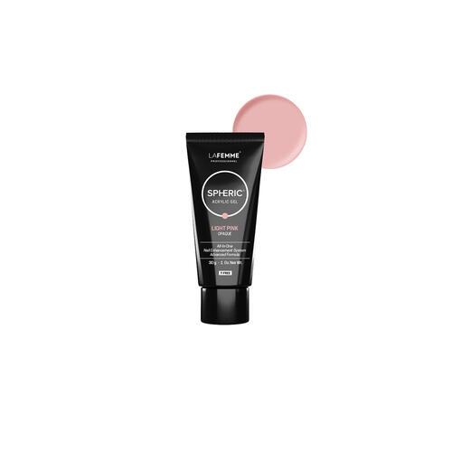Acrylic Gel Light Pink Rosa Chiaro Spheric La Femme 30 gr