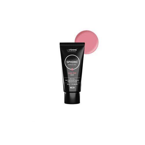 Acrylic Gel Dark Pink Spheric La Femme 30 gr