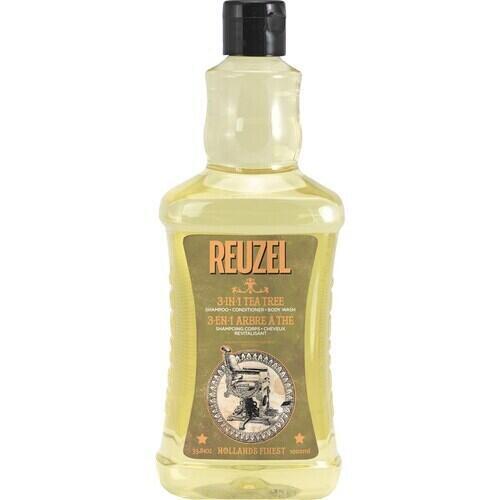 Shampoo 3 in 1 Reuzel 1000 ml.