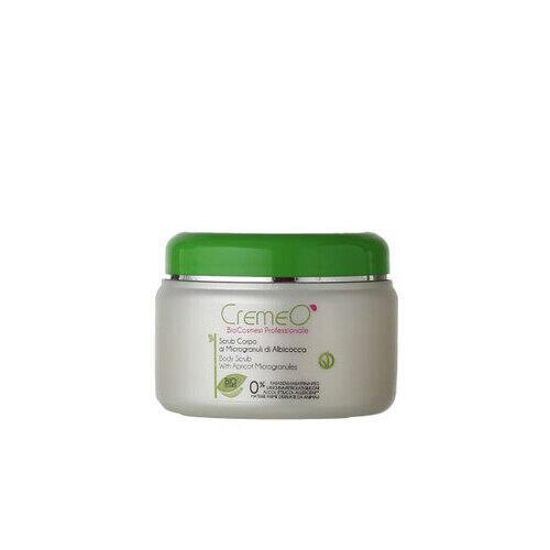 Scrub Corpo Microgranuli di Albicocca 500 ml Cremeo