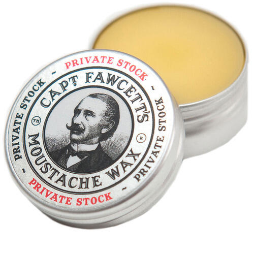 Cera per Baffi Private Stock Captain Fawcett 15 ml