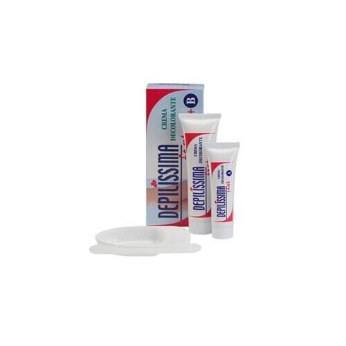 Crema Decolorante Tubo Conf 50+25 ml