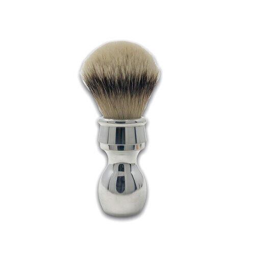 Pennello da Barba Manico Alluminio Tasso Silvertip Extro