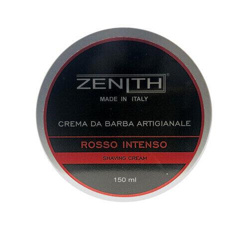 Crema da Barba Rosso Intenso Zenith 150 ml