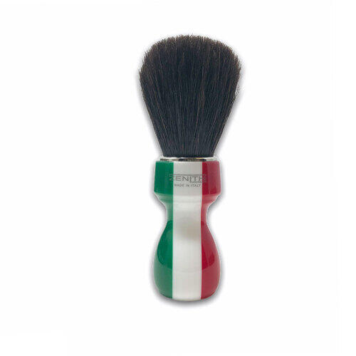 Pennello Barba Manico Italia Ciuffo Cavallo Soft Zenith 507IF PP21