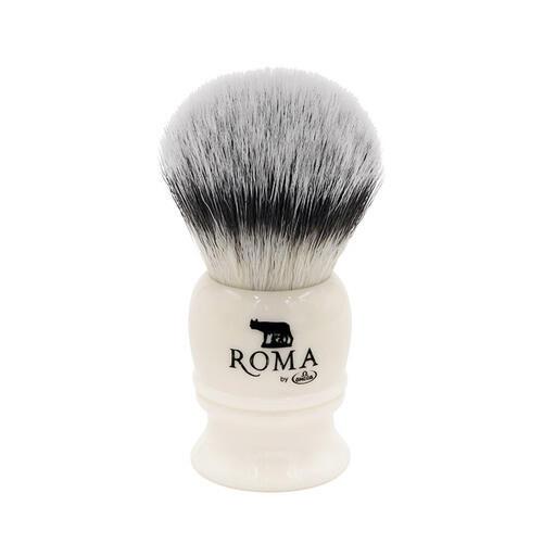 Pennello da Barba Roma Lupa Capitolina Ciuffo Synt Omega BB