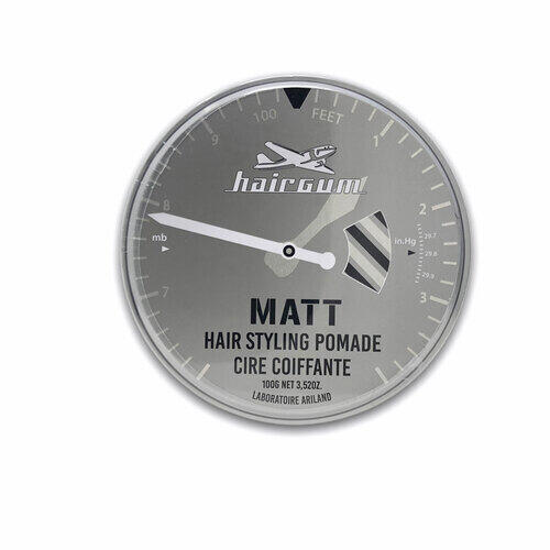 Hair Styling Pomade Matt Hairgum 100 g