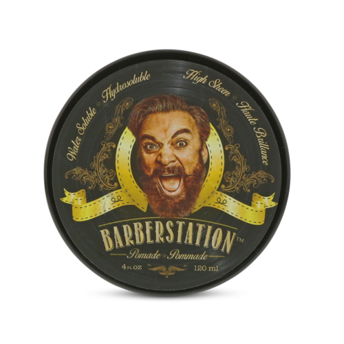 Pomata per Capelli Water Pomade The Barberstation 120 ml