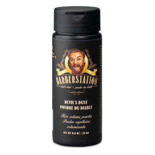 Polvere Volumizzante per Capelli Devil s Dust The Barberstation 25 g