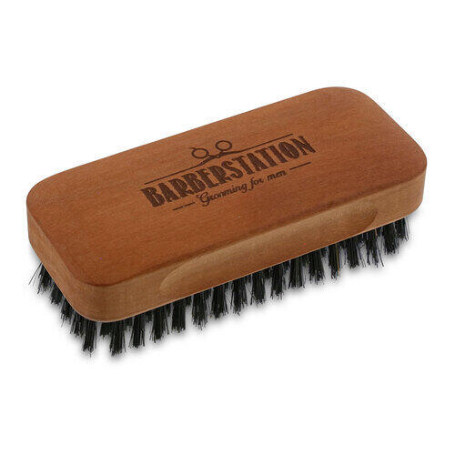 Spazzola da Barba Beard Brush Medium The Barberstation