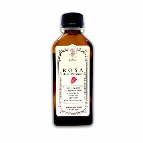 Fluido Balsamico alla Rosa Extro 100 ml