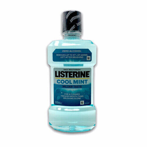 Colluttorio Listerine Cool Mint 500 ml