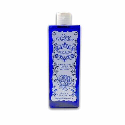 Acqua di Rose Rinfrescante Lenitiva Erbario Montechiaro 400 ml