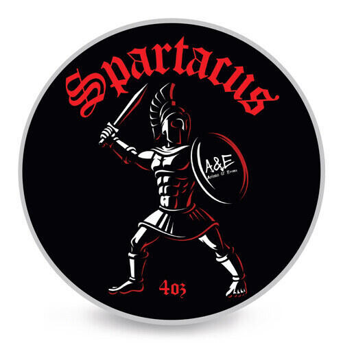 Sapone da Barba Spartacus Ariana e Evans 118 ml