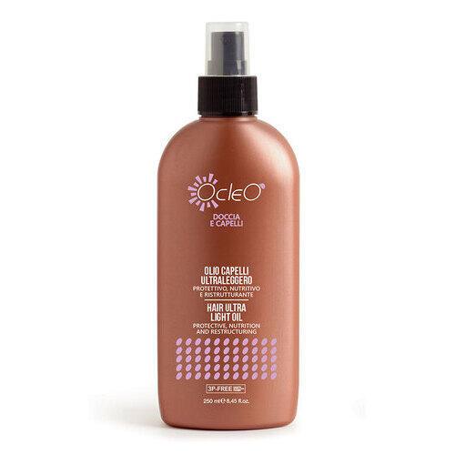 Olio Solare Protettivo e Nutriente per capelli Ocleo 250 ml