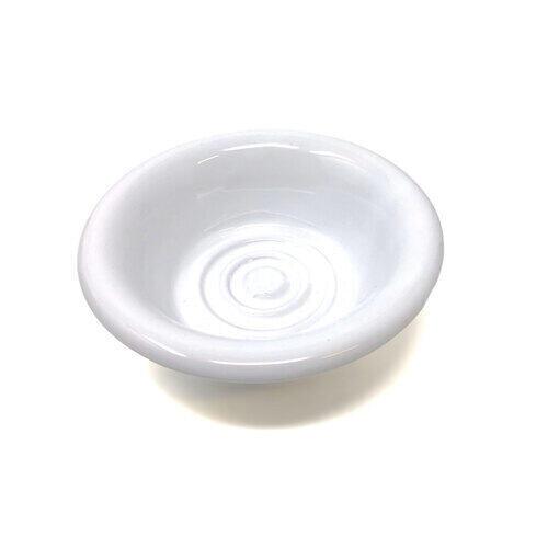 Ciotola in Ceramica per Saponata Le Birichine Bianca