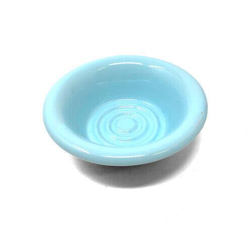 Ciotola in Ceramica per Saponata Le Birichine Azzurra