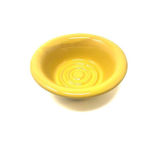 Ciotola in Ceramica per Saponata Le Birichine Gialla